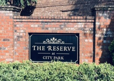 The Reserve at City Park
